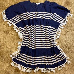 Downeast Tasseled Dress